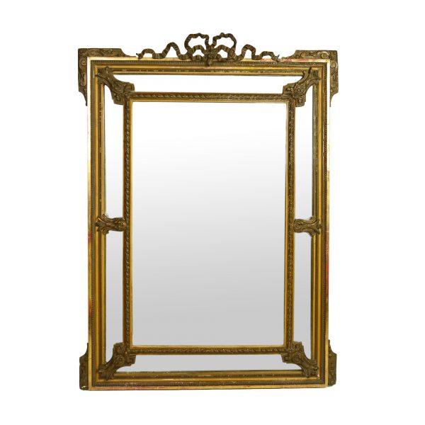 Napoleon III epochos veidrodis