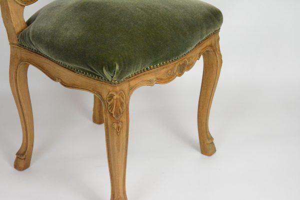 Ąžuolinių kėdžių komplektas