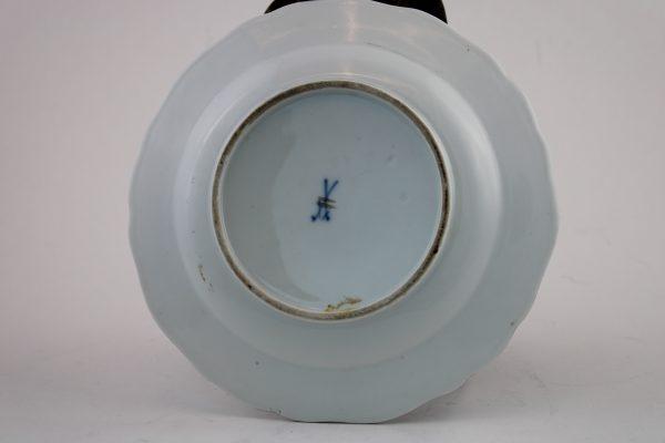 Meissen porcelianinė lėkštė