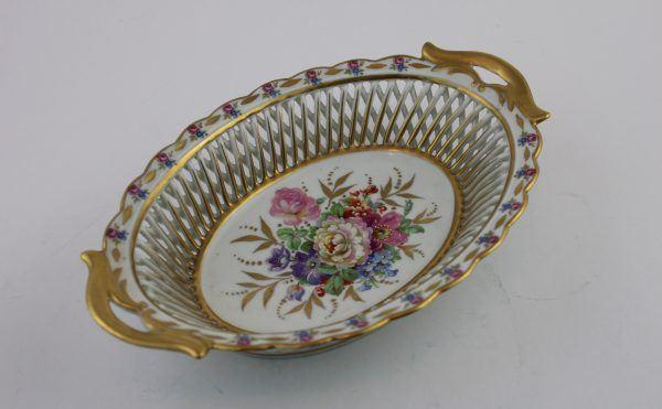 Limoges porceliano lėkštė