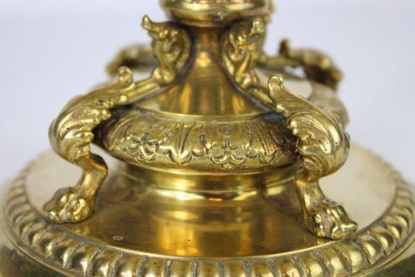 Antikvarinė Napoleon III stiliaus lėkštė