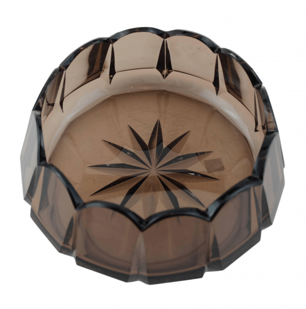 Val Saint Lambert krištolo vaza