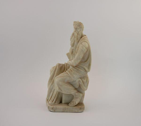 "Alebastro skulptūra ""Mozė"""