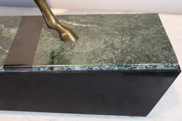 Bronzine skulptura