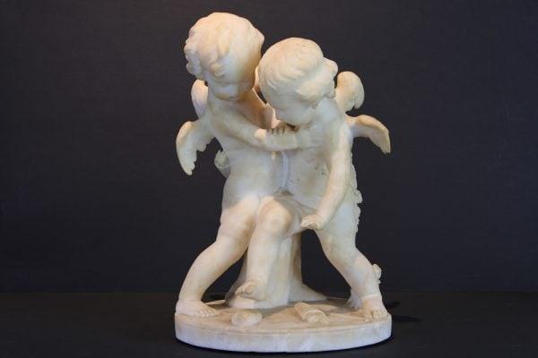 Marmuro skulptura Guglielmo Pugi