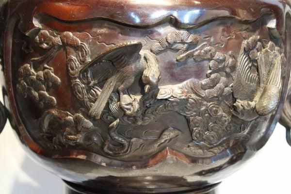 Antikvarinės bronzinės vazos