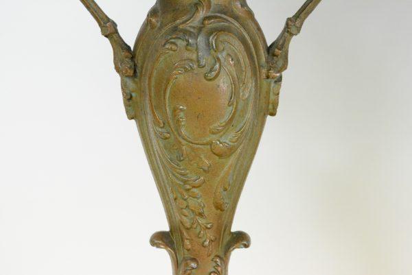 Rococo stiliaus bronziniai toršerai 19 a. pab.