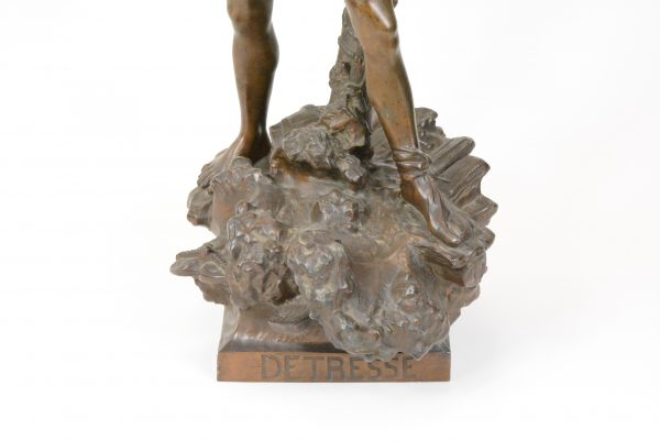 Arthur Waagen alavinė skulptūra