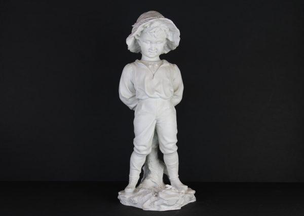 Porceliano biskvito skulptura