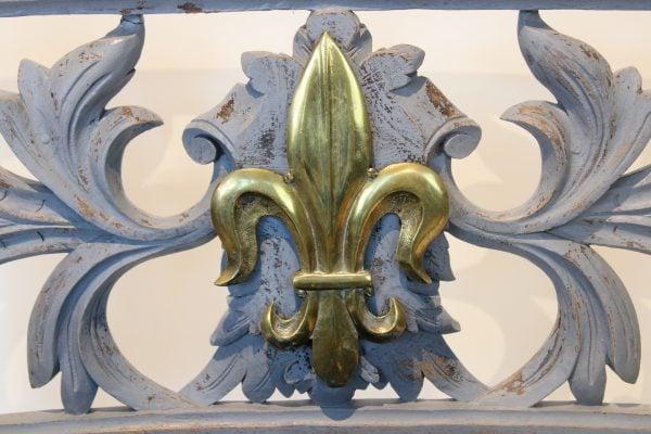 Antikvarinis prancūziškojo renesanso krėslas