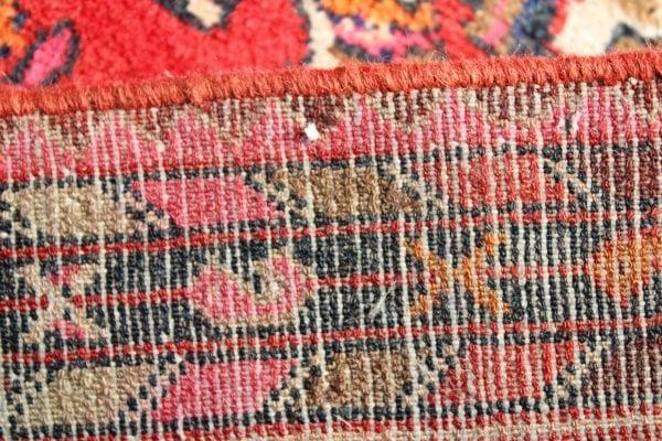 Rankų darbo kilimas Qashqai 250 x 145