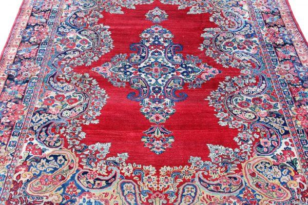 Persiškas rankų darbo Kerman kilimas 324 cm. x 425 cm.