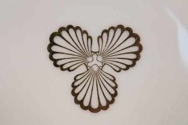 Limoges porcelianinis pietų servizas 20 a. vid.