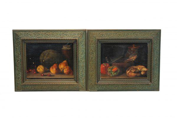 19a. vid. antikvariniai paveikslai