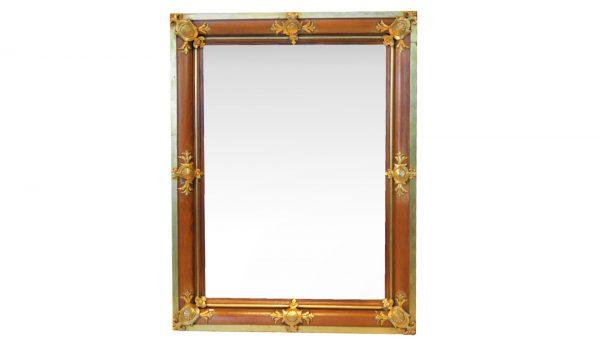 Riešutmedžio veidrodis 19 a. pab.
