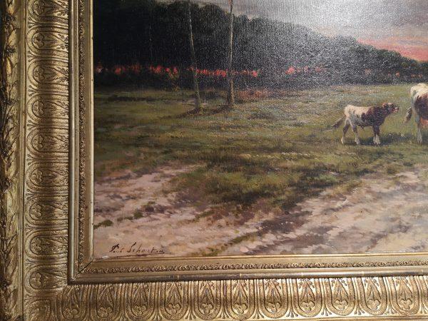Paul-Henry Schouten paveikslas