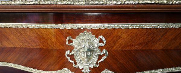 Rococo stiliaus rašomasis stalas 20 a. pr.