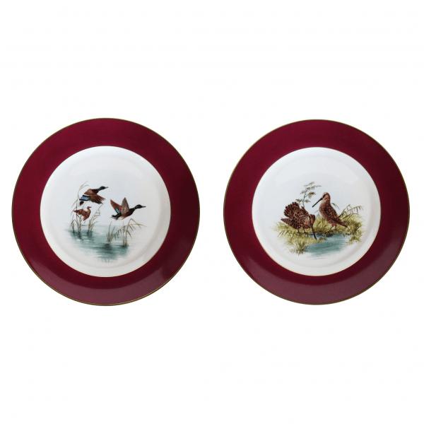 Antikvarinės Rosenthal porcelianinės lėkštės
