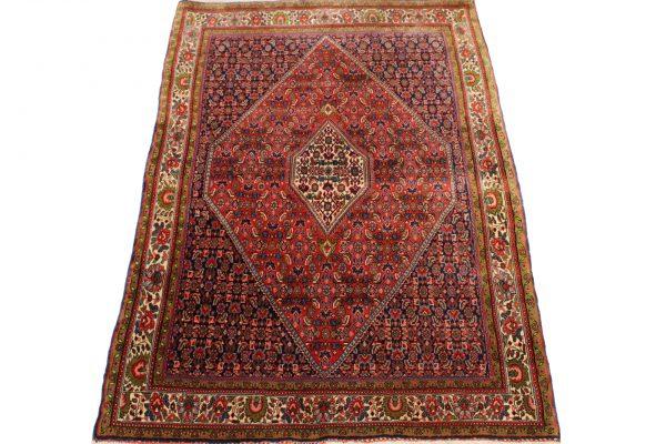 Persiškas rankų darbo Bidjar Antik kilimas 175 cm. x 118 cm.