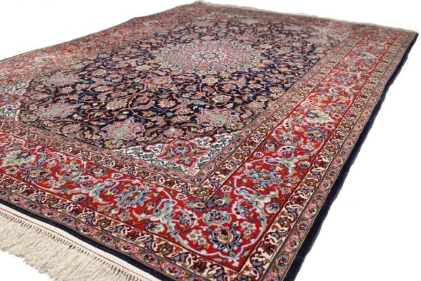 Rankų darbo Tabriz kilimas 242 x 156
