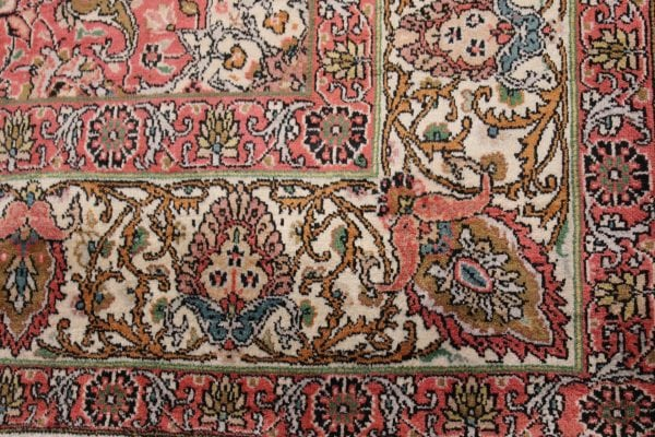 Rankų darbo Kashmir kilimas 220 x 150