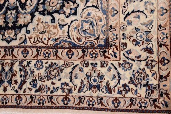 Persiškas rankų darbo Nain kilimas 213x 130