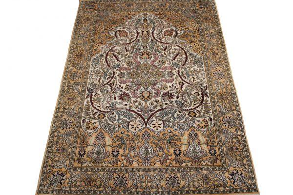 Indiškas Kashmir šilkinis kilimas 183 x 123