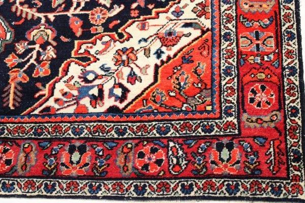 Rankų darbo Bakhtiari kilimas 195 x 155