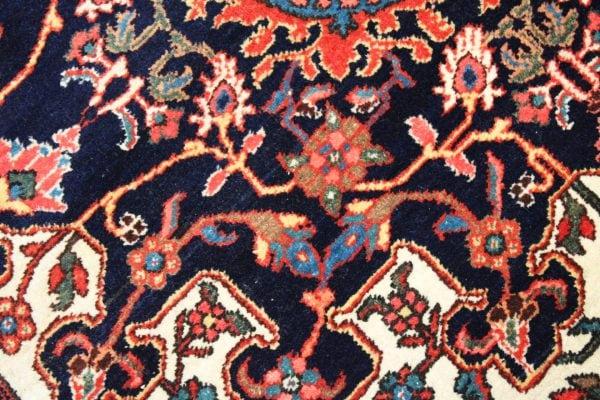 Persiškas Bakhtiari kilimas 197 x 130