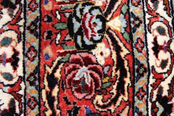 Persiškas rankų darbo Bidjar Takab Bukan kilimas 295 cm. x 200 cm.