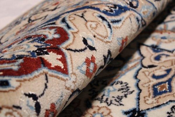 Persiškas rankų darbo Nain kilimas 232 x 147