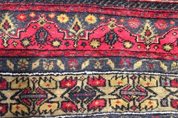 Rankų darbo Kazak vilnonis kilimas 183 x 114