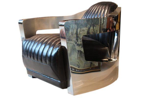 "Art Deco stiliaus fotelis ""Mars"""