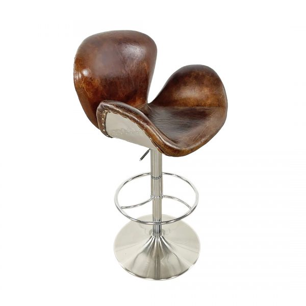 Aviator odinė kėdė Arne Jacobsen