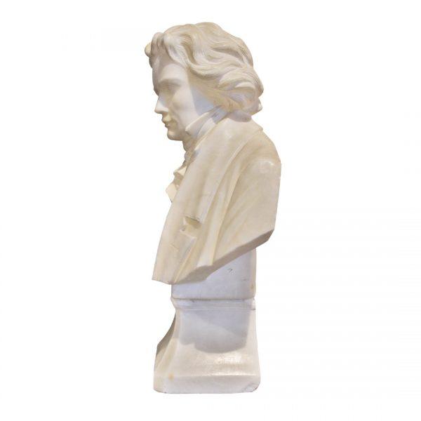 Ludwig van Beethoven skulptūra 19 a. pab.