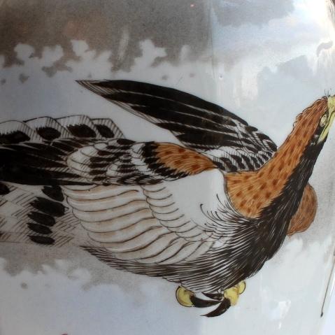 Porcelianinės kiniškos vazos 20 a.