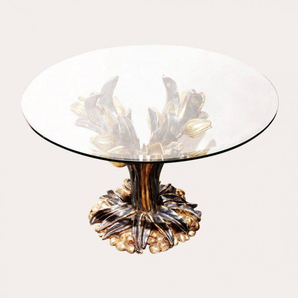 Moderno stiliaus kavos staliukas 20 a. pab.