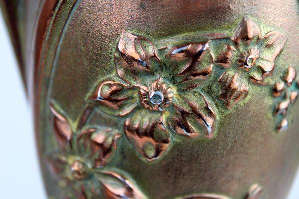 Art Nouveau vazos 19 a. pab.