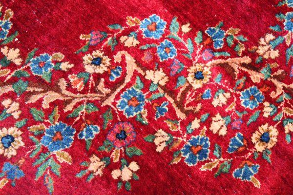 Rankų darbo Kerman kilimas 431 X 308 cm.