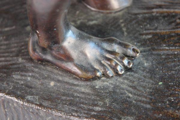 Bronzinė Guillaume Coustou skulptūra