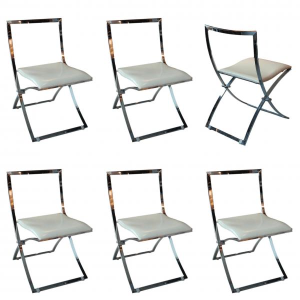 Moderno stiliaus odinės kedės