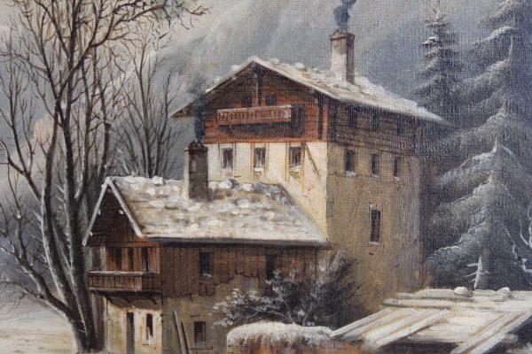 J. Levy antikvariniai paveikslai