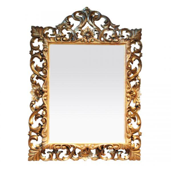 Barocco stiliaus veidrodis 19 a. pab.