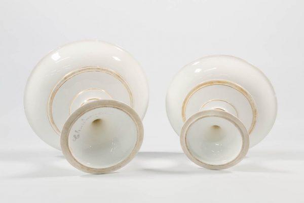 Porcelianinės lėkštės