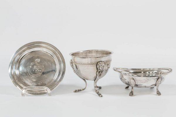 Sidabrinės apdovanojimų taurės