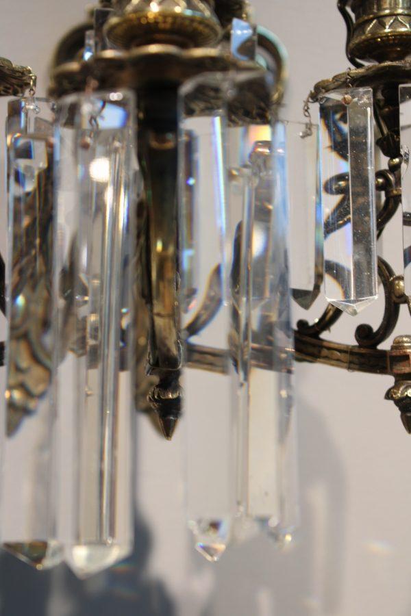 Klasicistinio stiliaus sieniniai šviestuvai