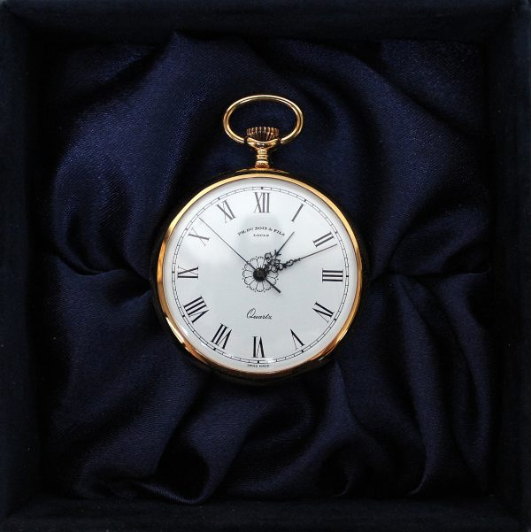 DU BOIS kišeninis laikrodis