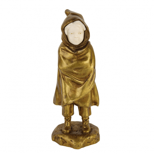 Antikvarinė A. Bofill bronzinė skulptūra