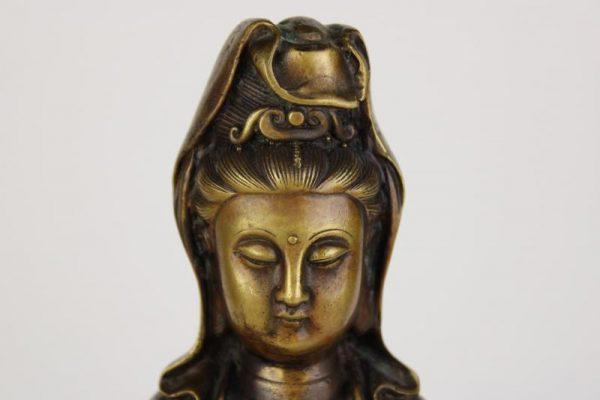 Antikvarinė Budos skulptūra