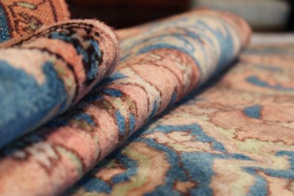 Rankų darbo persiškas Sarouk kilimas